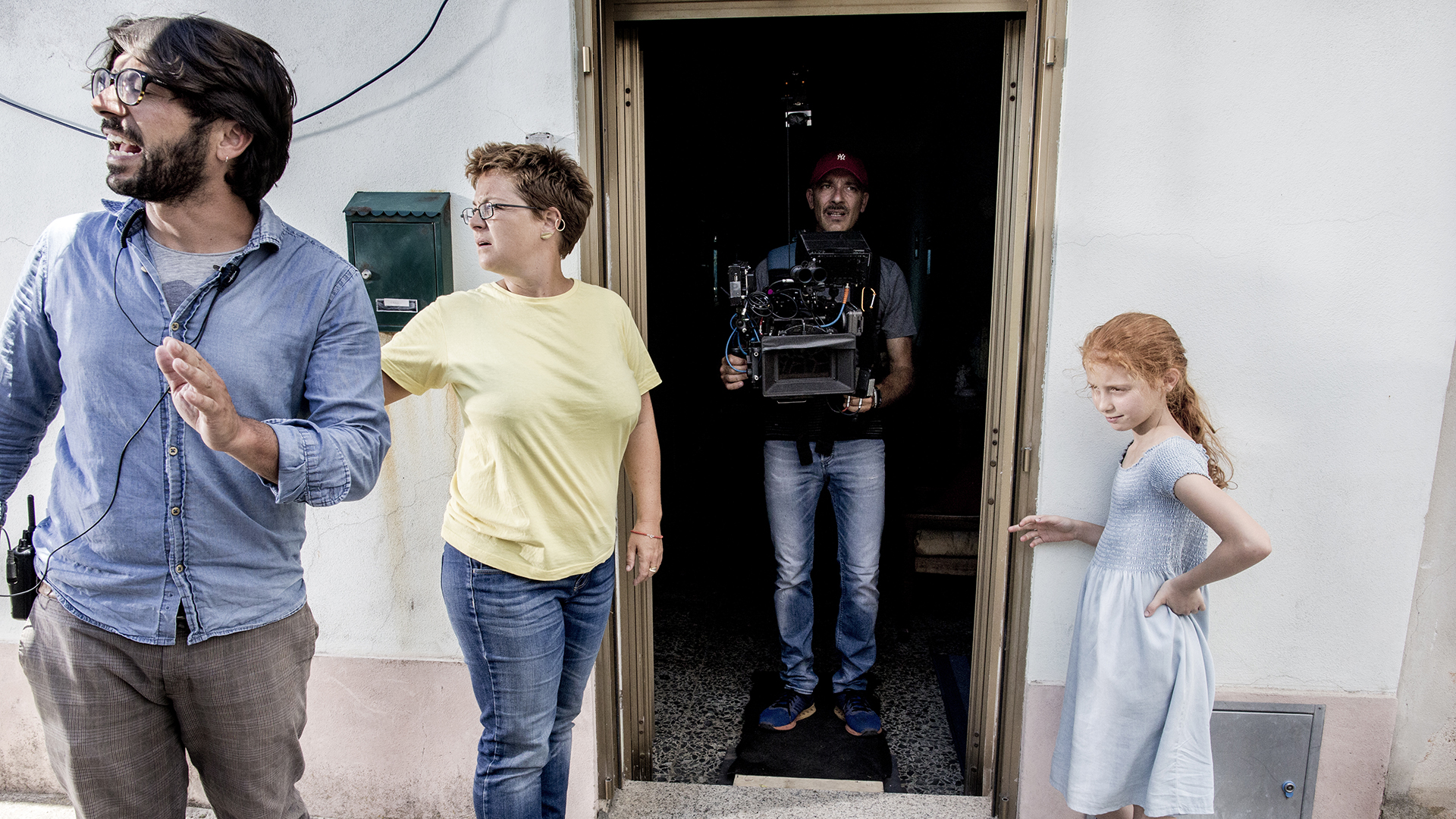 Image for: Shooting of Daughter of Mine has begun