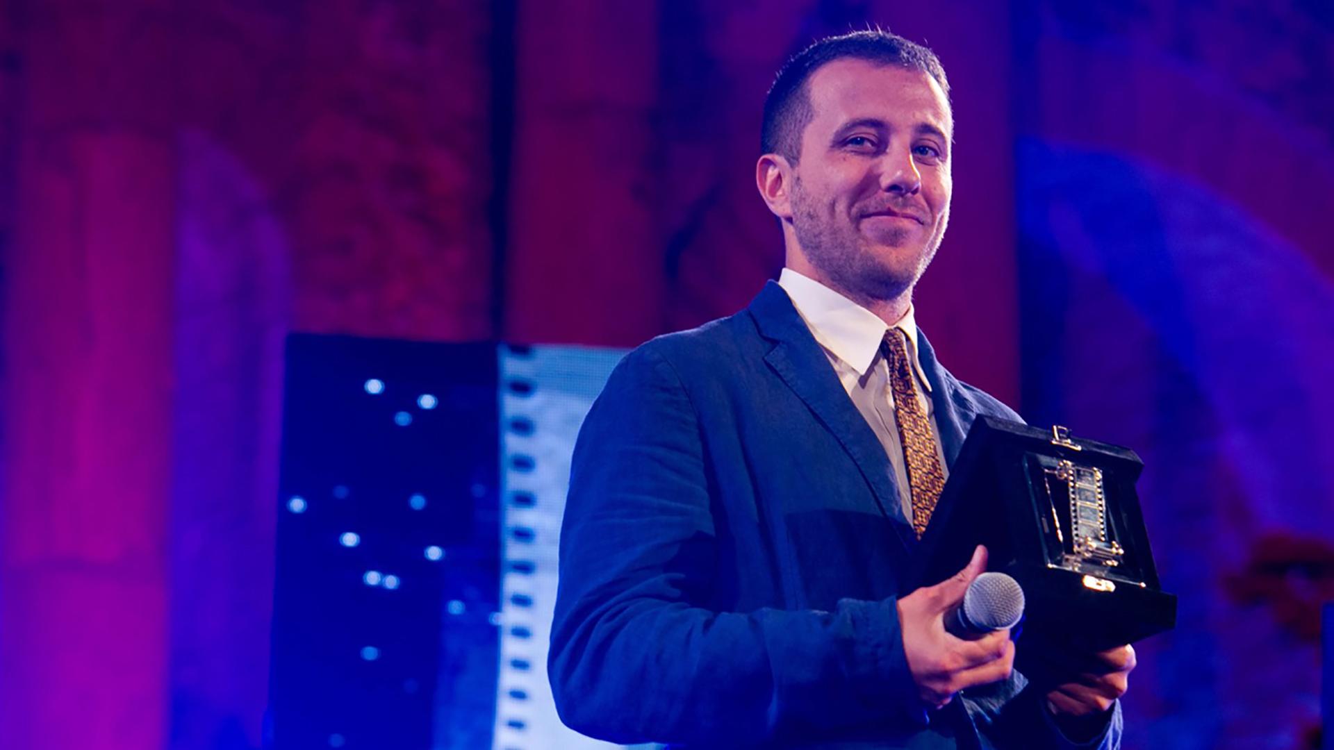 Image for: Andrea De Sica ha vinto il Nastro d'Argento come Miglior Regista Esordiente