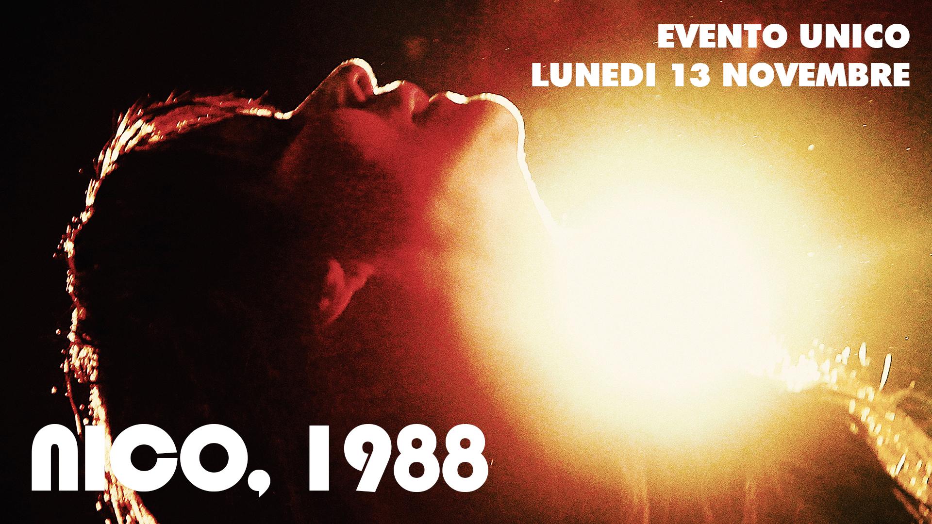Image for: Proiezione speciale di Nico, 1988