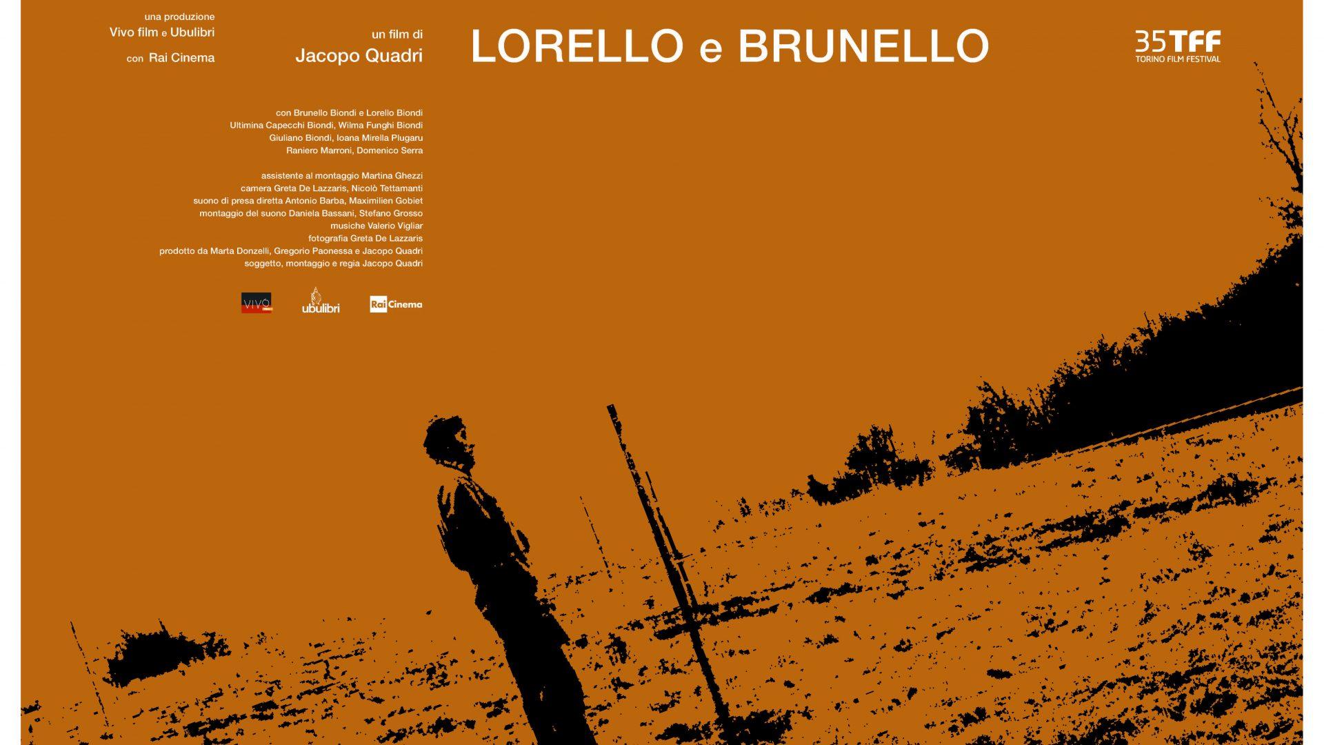 """Image for: (Italiano) """"Lorello e Brunello"""" in concorso al TFF35"""