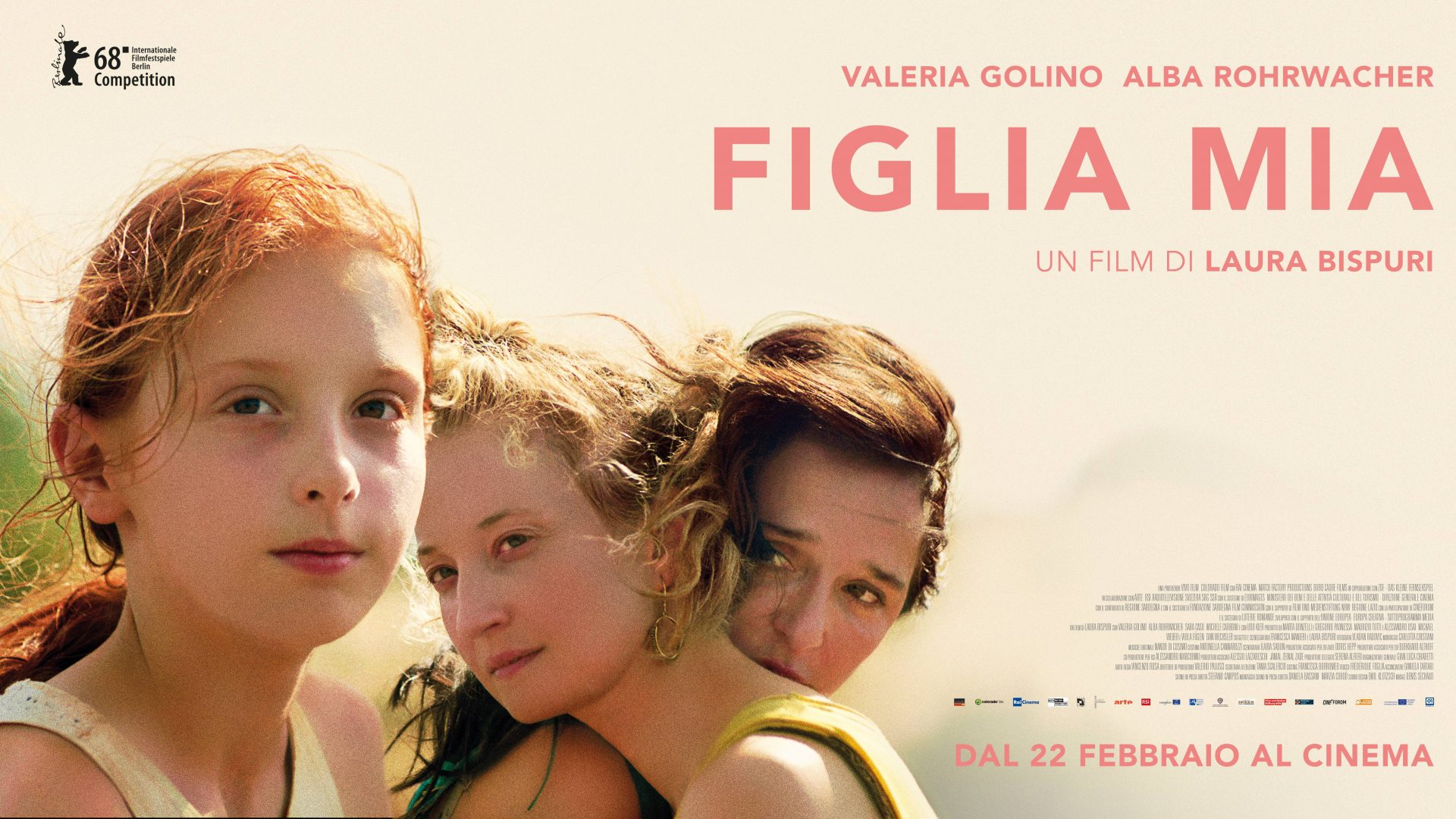 "Image for: (Italiano) ""Figlia Mia"" è al cinema"