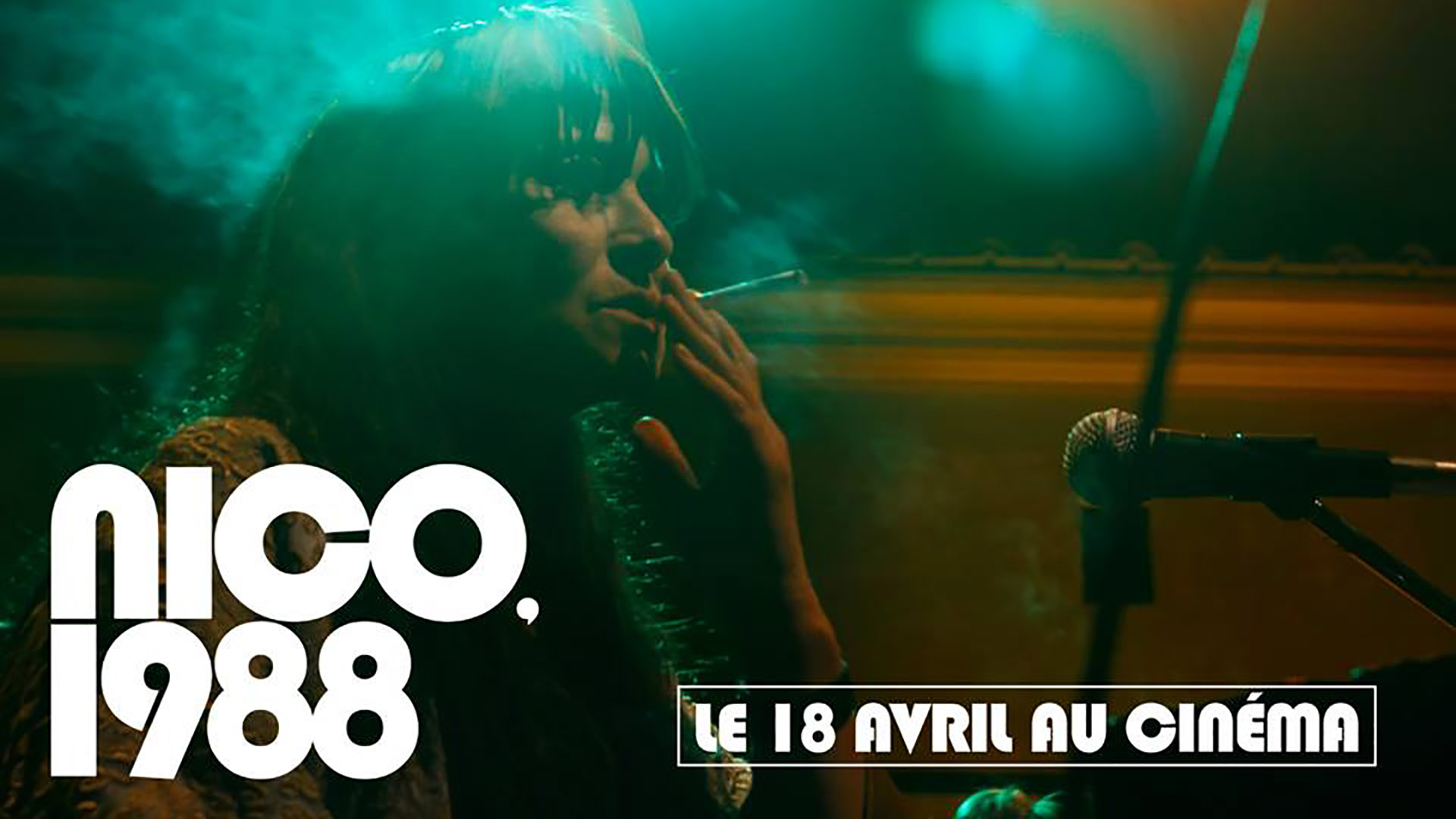 "Image for: ""NICO, 1988"" ESCE IN FRANCIA E IN BELGIO"