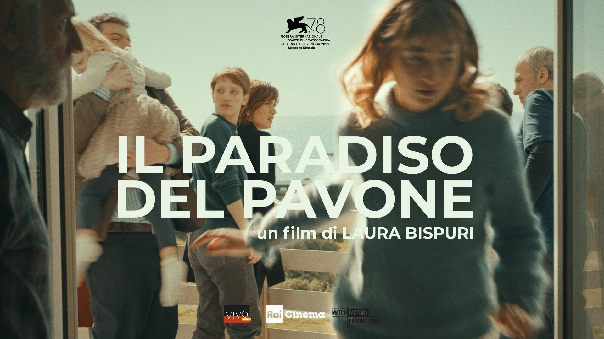 Image for: (Italiano) IL PARADISO DEL PAVONE IN CONCORSO A ORIZZONTI
